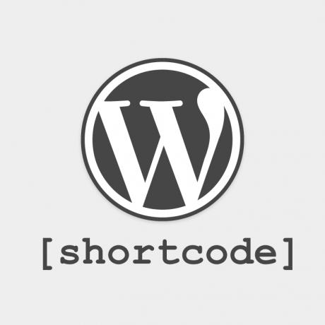 wordpress-shortcode