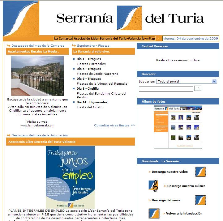 Serrania del Turia