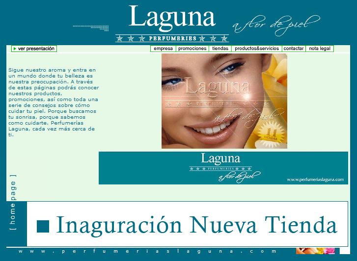 Perfumeria Laguna