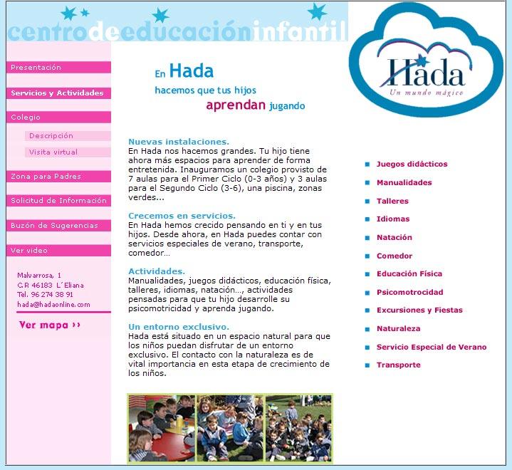 HADA – Centro de Educación Infantil
