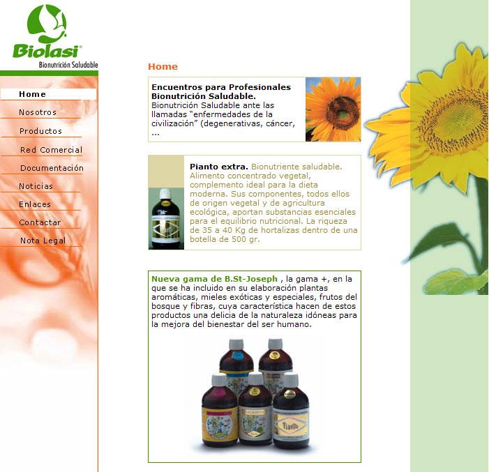 BIOLASI-Bionutrición Saludable