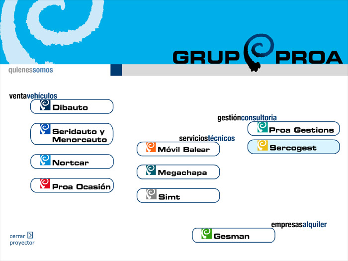 Group Proa