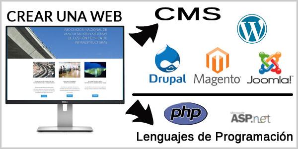 Hacer una web